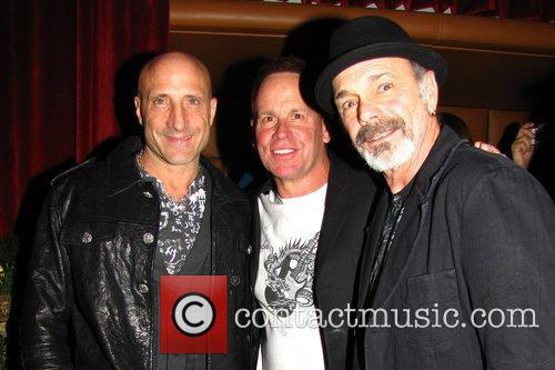 Kenny Aronoff and Danny Seraphine Safety Harbor Kids...