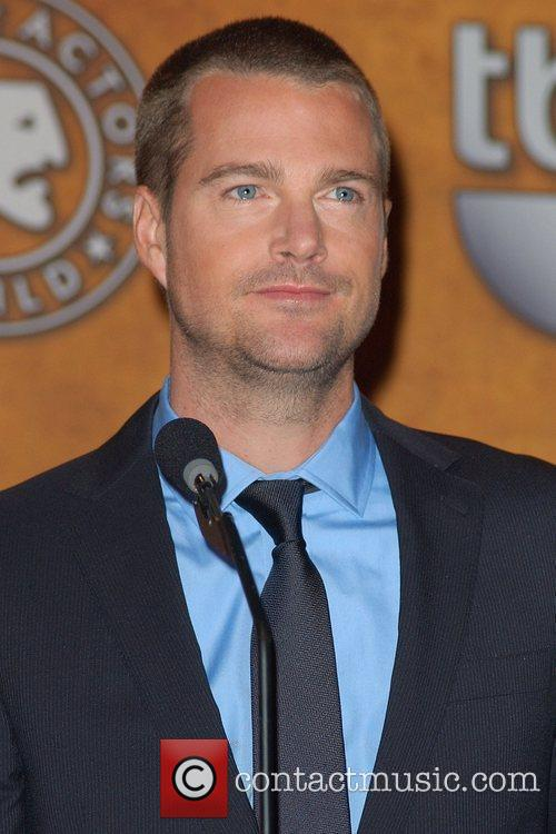 Chris O'Donnell 16th annual Screen Actors Guild Awards...