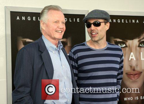 Jon Voight and James Haver attending the L.A....