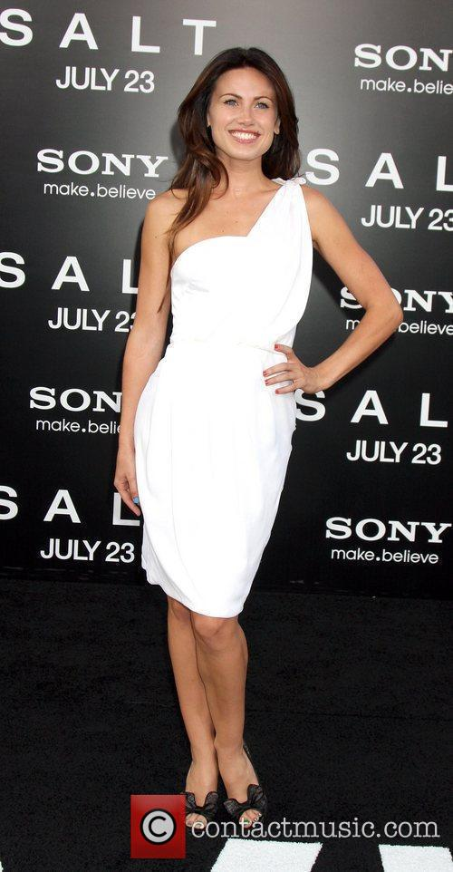 Vail Bloom attending the L.A. movie premiere of...