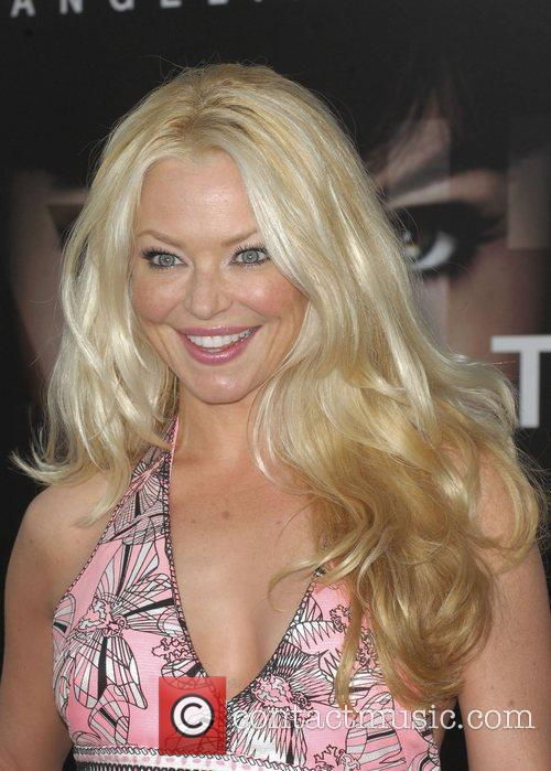 Charlotte Ross attending the L.A. movie premiere of...