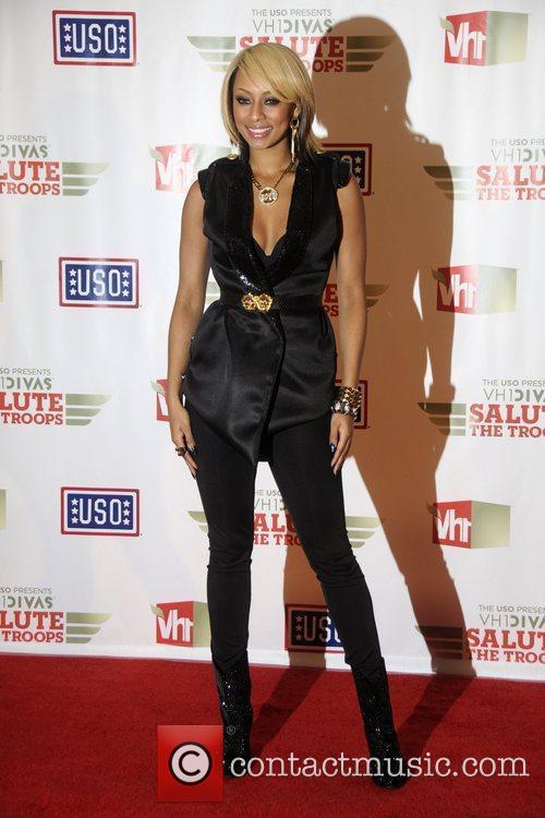 Keri Hilson 'VH1 Divas Salute the Troops' presented...