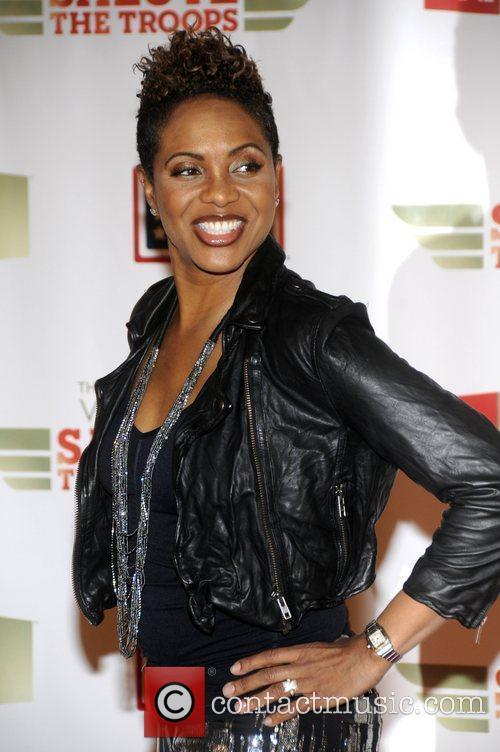 MC Lyte 'VH1 Divas Salute the Troops' presented...