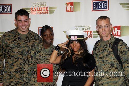 Nicole Polizzi aka 'Snookie' 'VH1 Divas Salute the...