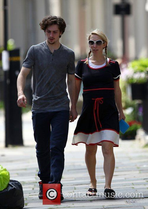 Aaron Johnson and Sam Taylor-wood 7