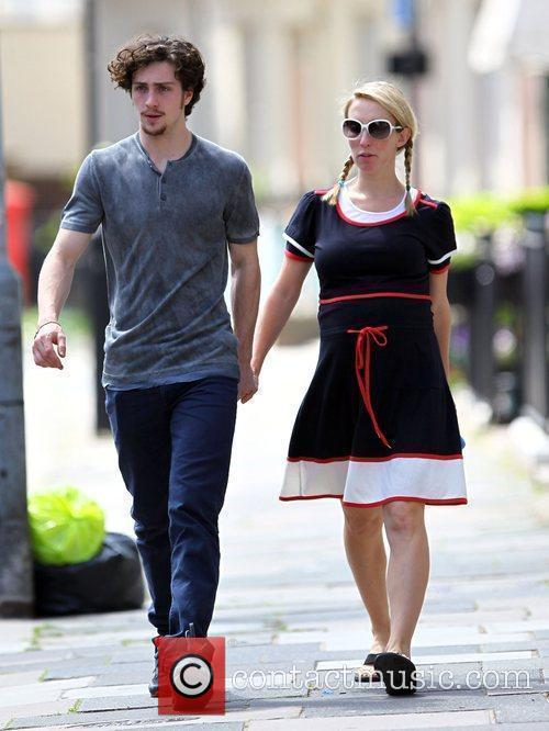 Aaron Johnson and Sam Taylor-wood 4