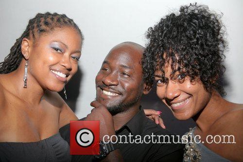 Supa Cindy, guest and Felisha Monet  Official...