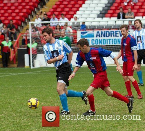Celebrity Soccer Six 2010 - Charlton Athletic FC,...