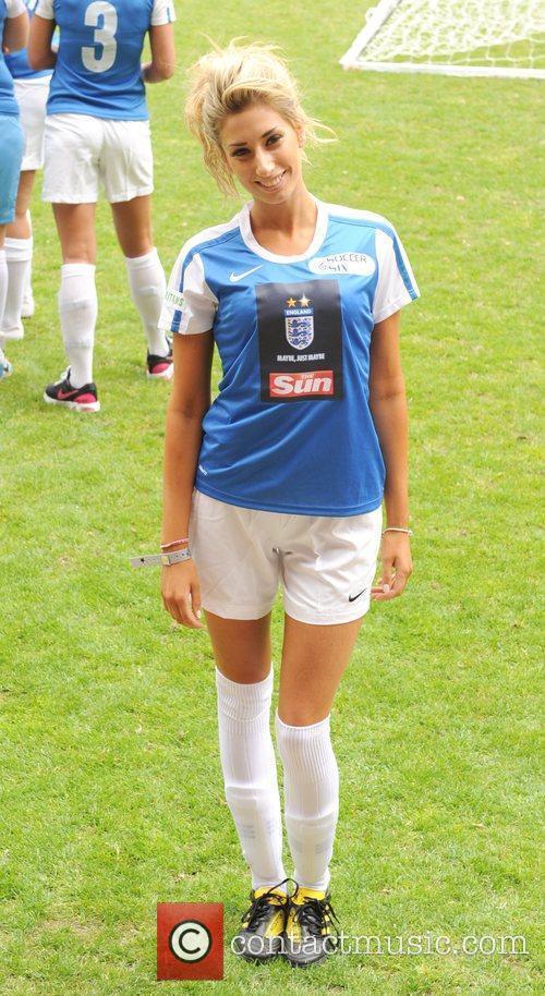 Celebrity Soccer Six 2010 - Charlton Athletic FC,...
