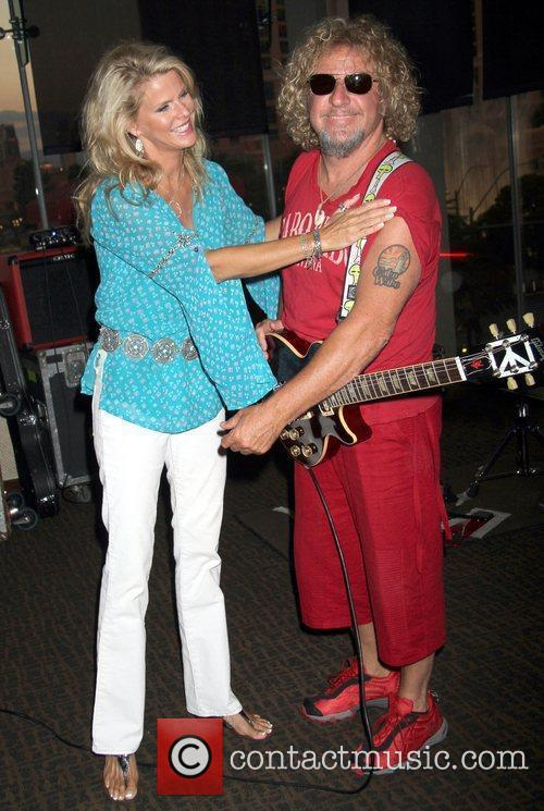 Kari and Sammy Hagar 3