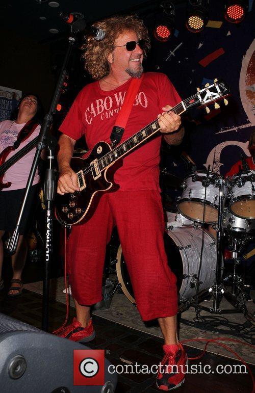 Sammy Hagar 16