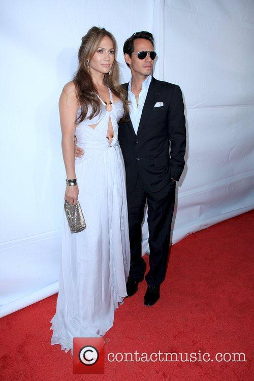 Jennifer Lopez and Marc Anthony 8