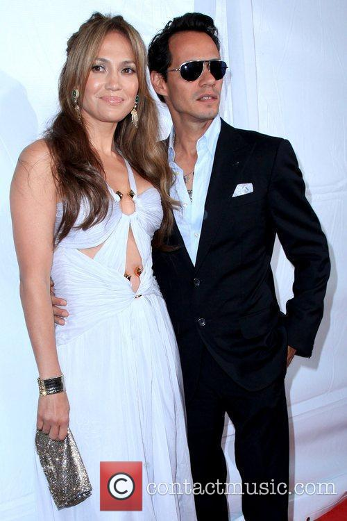 Jennifer Lopez and Marc Anthony 9