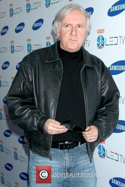 James Cameron and Black Eyed Peas 2