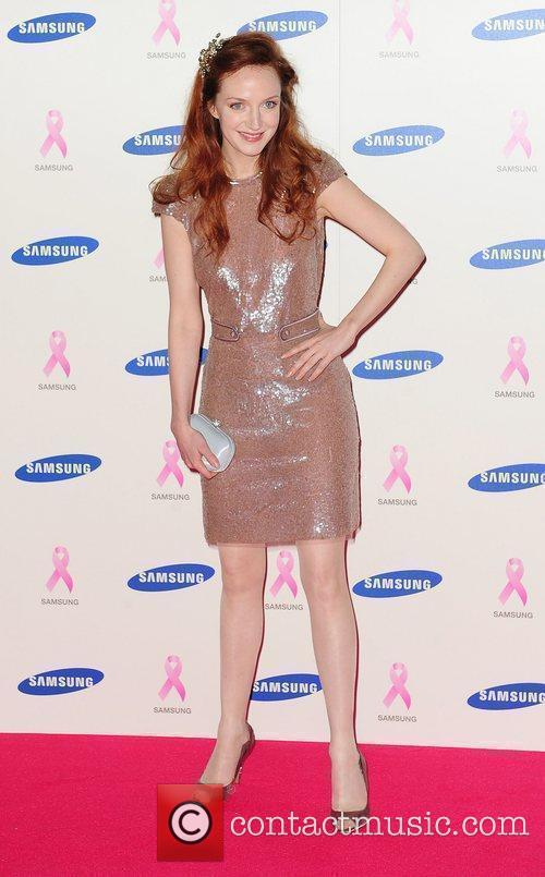 Olivia Grant, Celebration and Pink 3