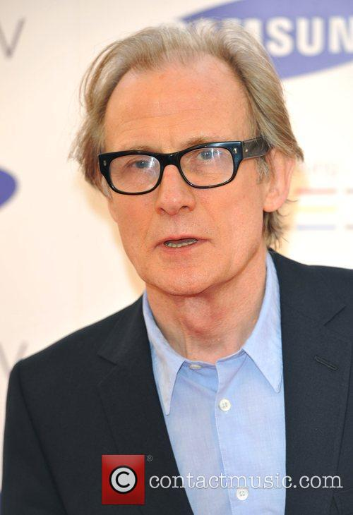 Bill Nighy Samsung 3D Television - party held...
