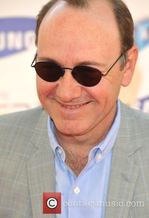 Kevin Spacey Samsung 3D Television - party held...
