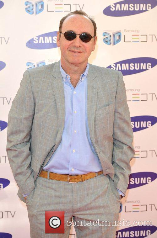 Samsung 3D Television - party held at the...