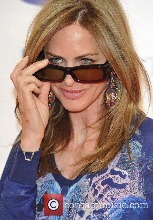 Trinny Woodall Samsung 3D Television - party held...