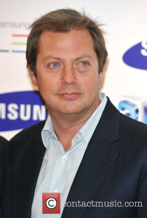 Matthew Freud Samsung 3D Television - party held...
