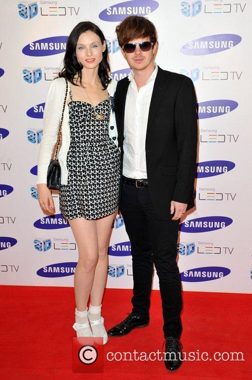 Sophie Ellis-Bextor and Guest Samsung 3D Television -...