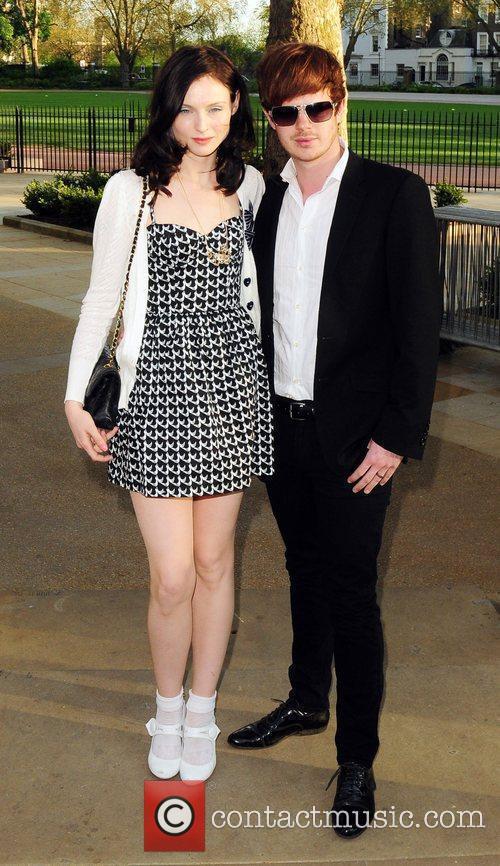 Sophie Ellis-Bextor and Richard Jones Samsung 3D Television...