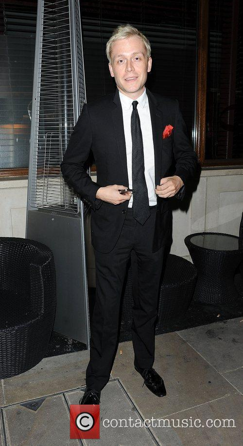 Mr Hudson at the Sanctum Hotel party marking...