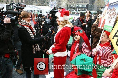 ABC Family's Elf Party in support of its...