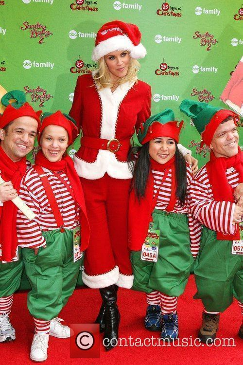 jenny mccarthy 3 - Santa Baby 2 Christmas Maybe