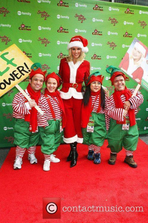 jenny mccarthy 2 - Santa Baby 2 Christmas Maybe