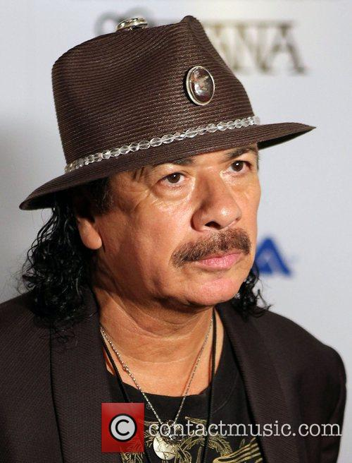 Carlos Santana and Las Vegas 3