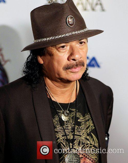 Carlos Santana and Las Vegas 6