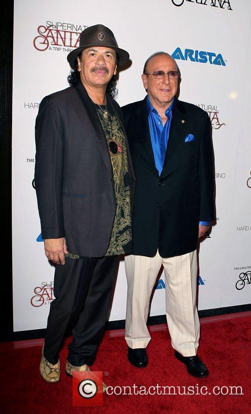 Santana Celebrates New Album Guitar Heaven At The...