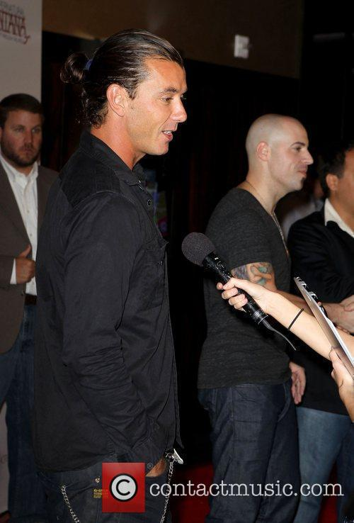 Gavin Rossdale and Las Vegas 4