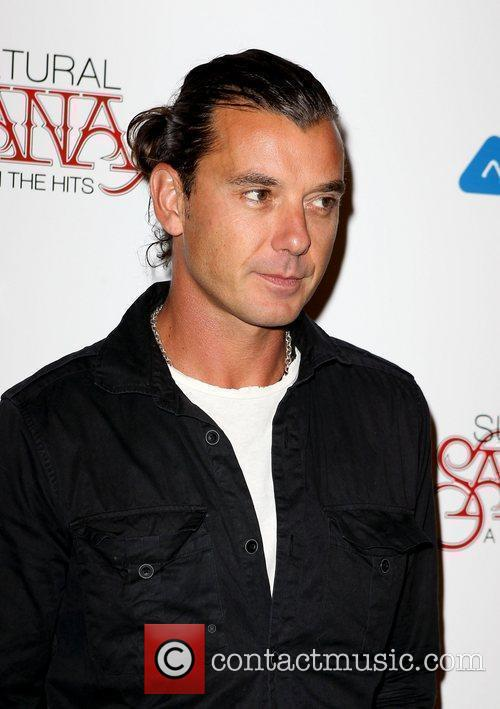 Gavin Rossdale and Las Vegas 2