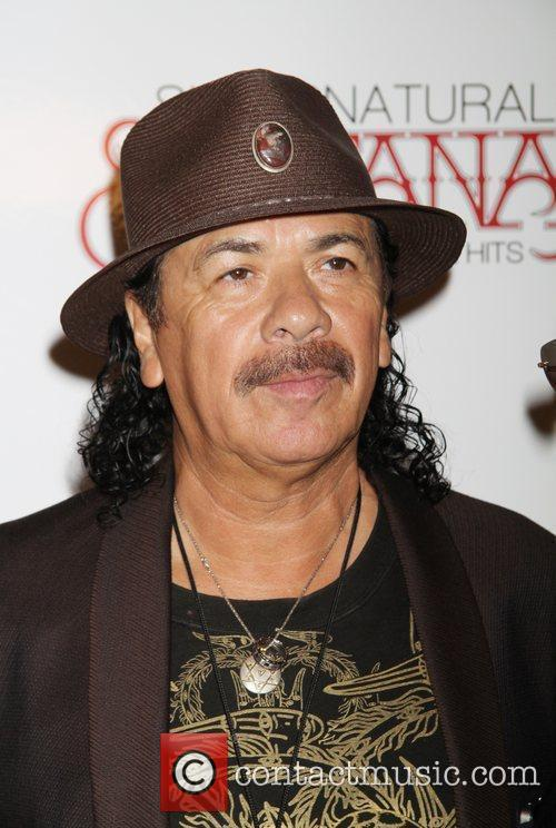 Carlos Santana and Las Vegas 7