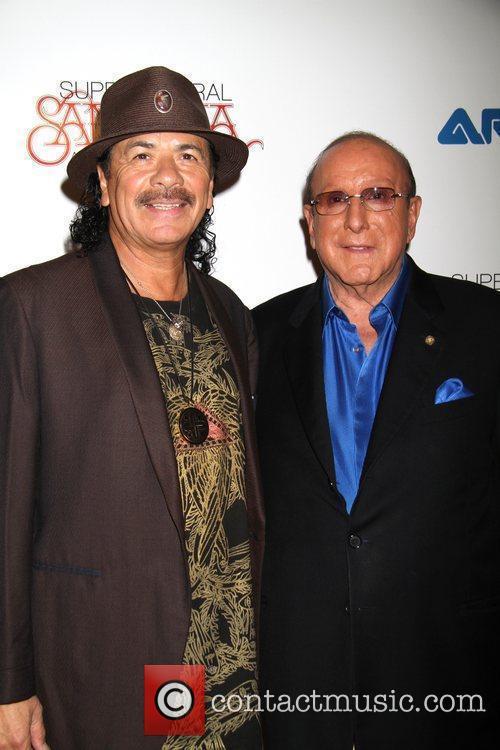 Carlos Santana And Clive Davis, Carlos Santana, Clive Davis and Las Vegas 1
