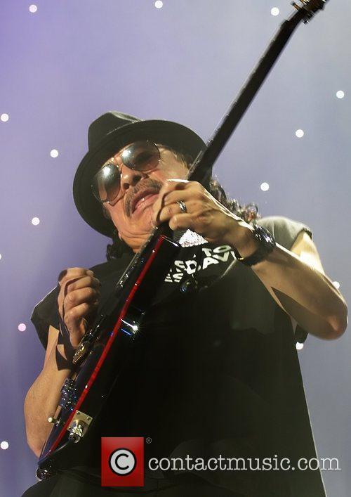 Carlos Santana 2