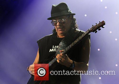Carlos Santana 22
