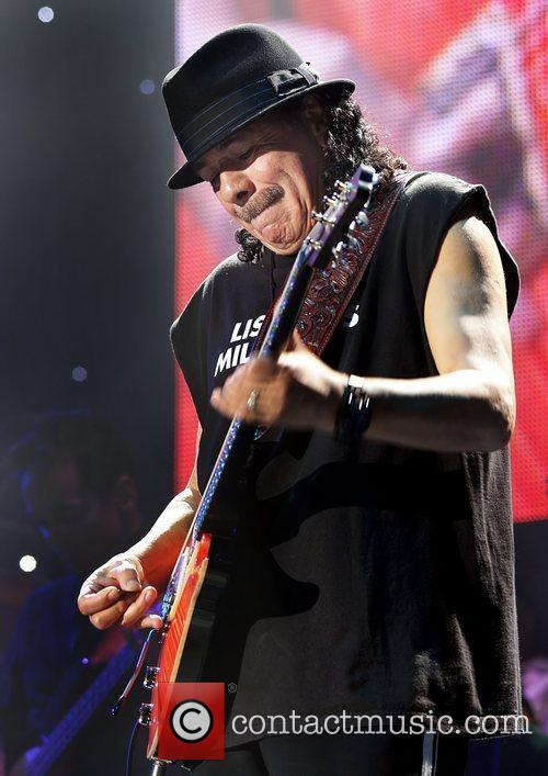 Carlos Santana 25