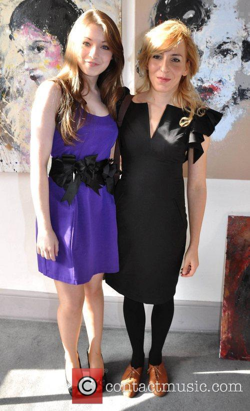 Sarah Bolger and Katarzyna Gajewska 3
