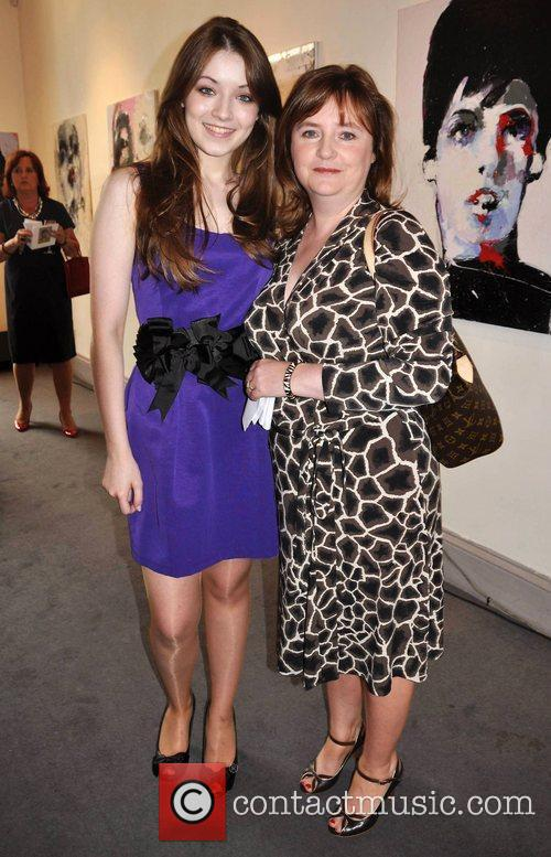 Sarah Bolger and Her Mother Monica Bolger 4