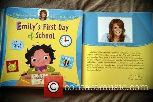 Helping Hands Book by The Duchess of York,...