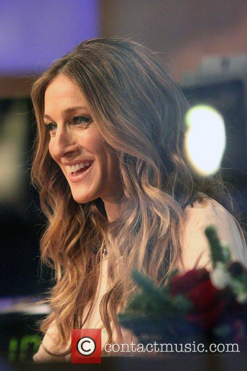 Sarah Jessica Parker continues to promote her new...