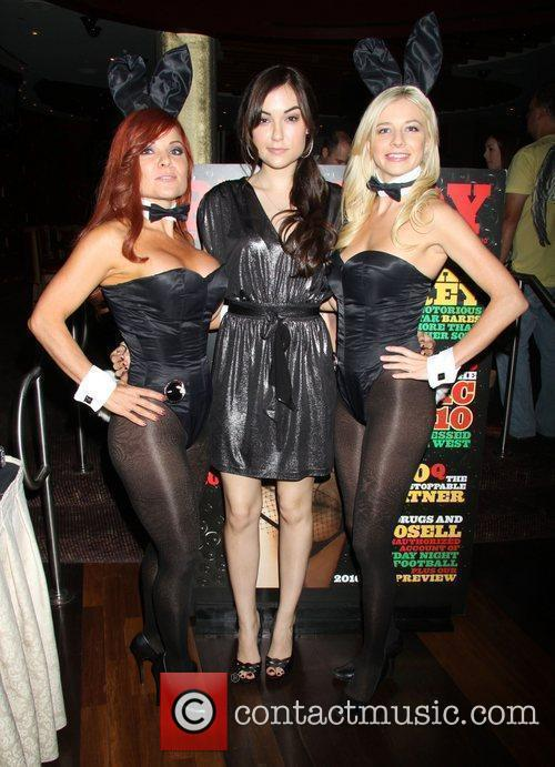 Sasha Grey, Las Vegas and Playboy 2
