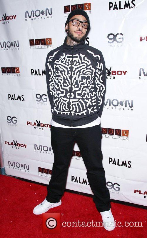 Travis Mccoy, Las Vegas, Playboy and Sasha Grey 6