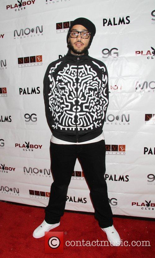 Travis Mccoy, Las Vegas, Playboy and Sasha Grey 1