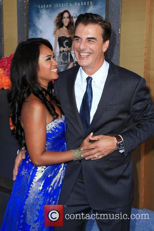Chris Noth and Sex And The City 2