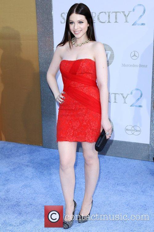 Michelle Trachtenberg and Sex And The City 2