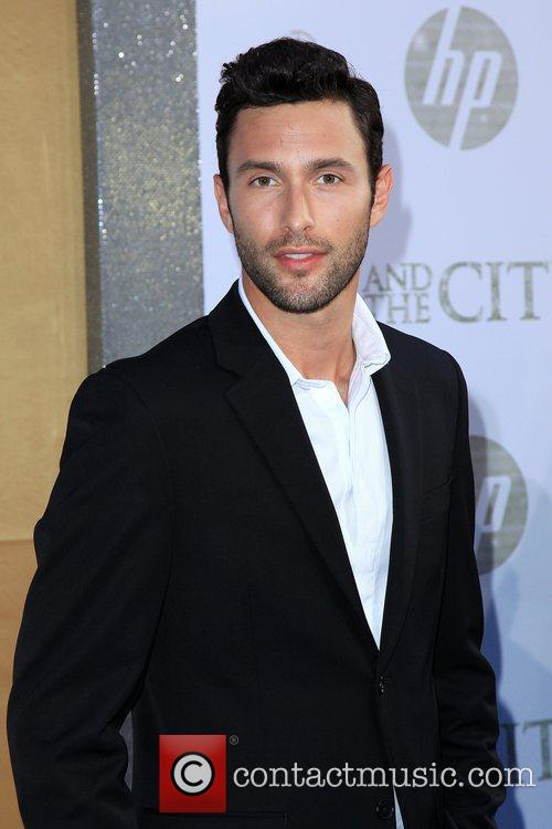 Noah Mills and Sex And The City 2